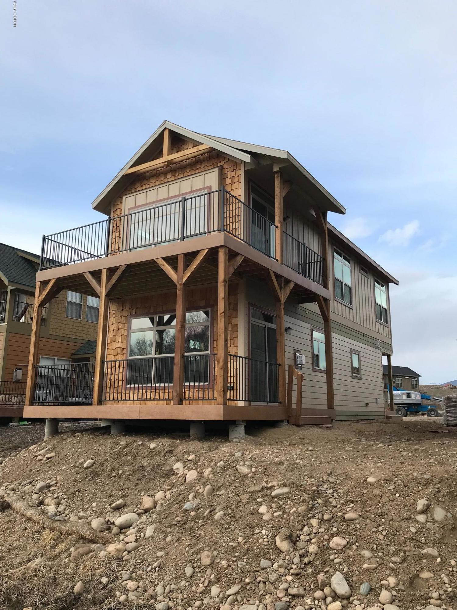 MLS# 19-1217 - 1 - 132 Edgewater Circle #, Granby, CO 80446