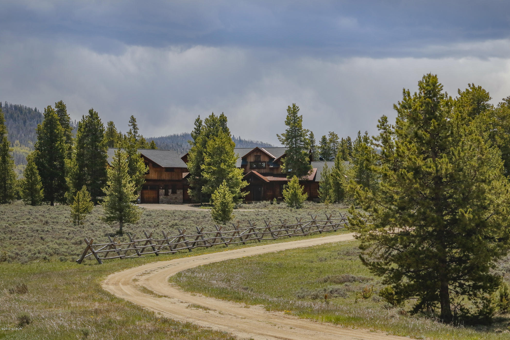 MLS# 19-704 - 1 - 612 County Rd 6237  #, Granby, CO 80446