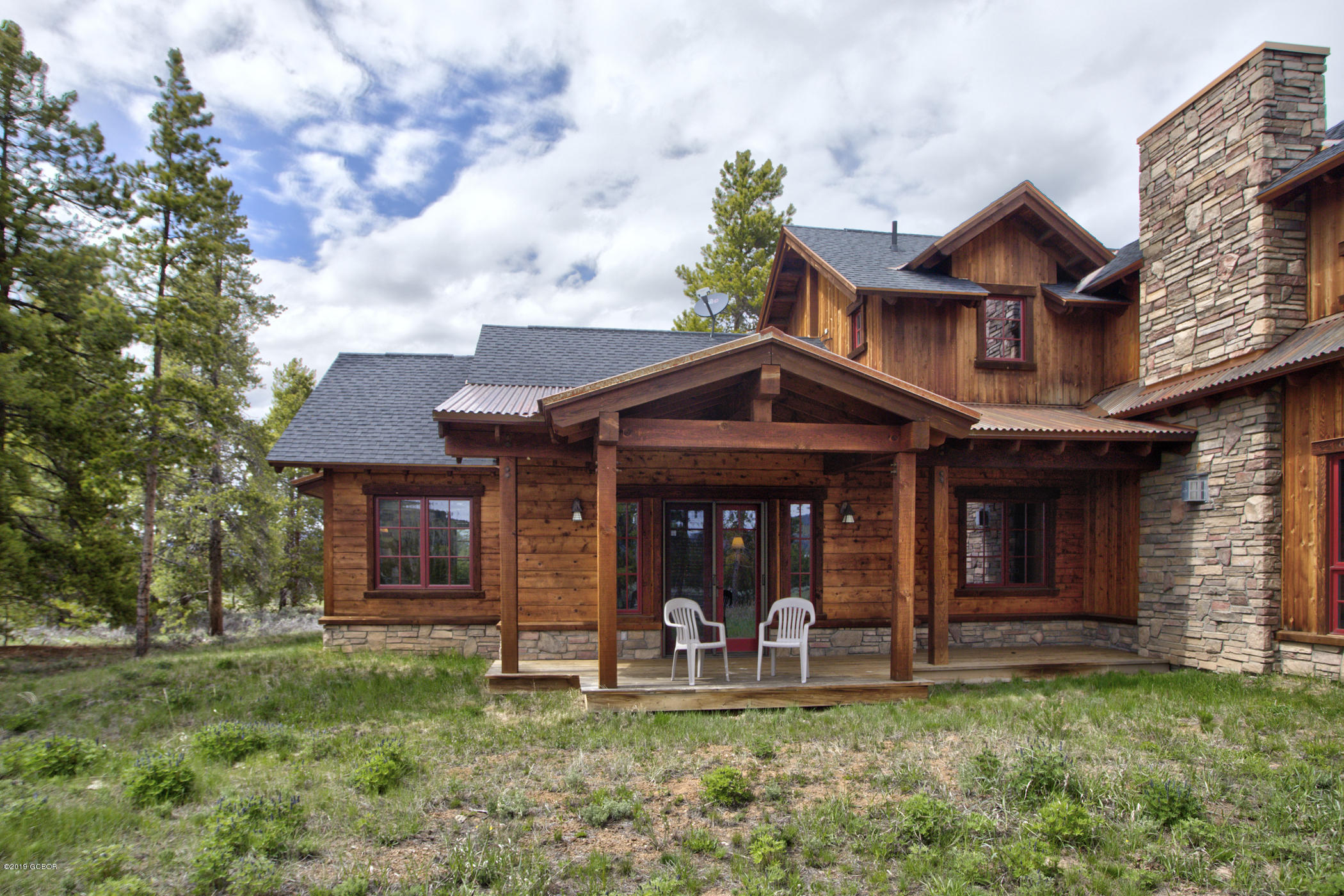 MLS# 19-704 - 19 - 612 County Rd 6237  #, Granby, CO 80446