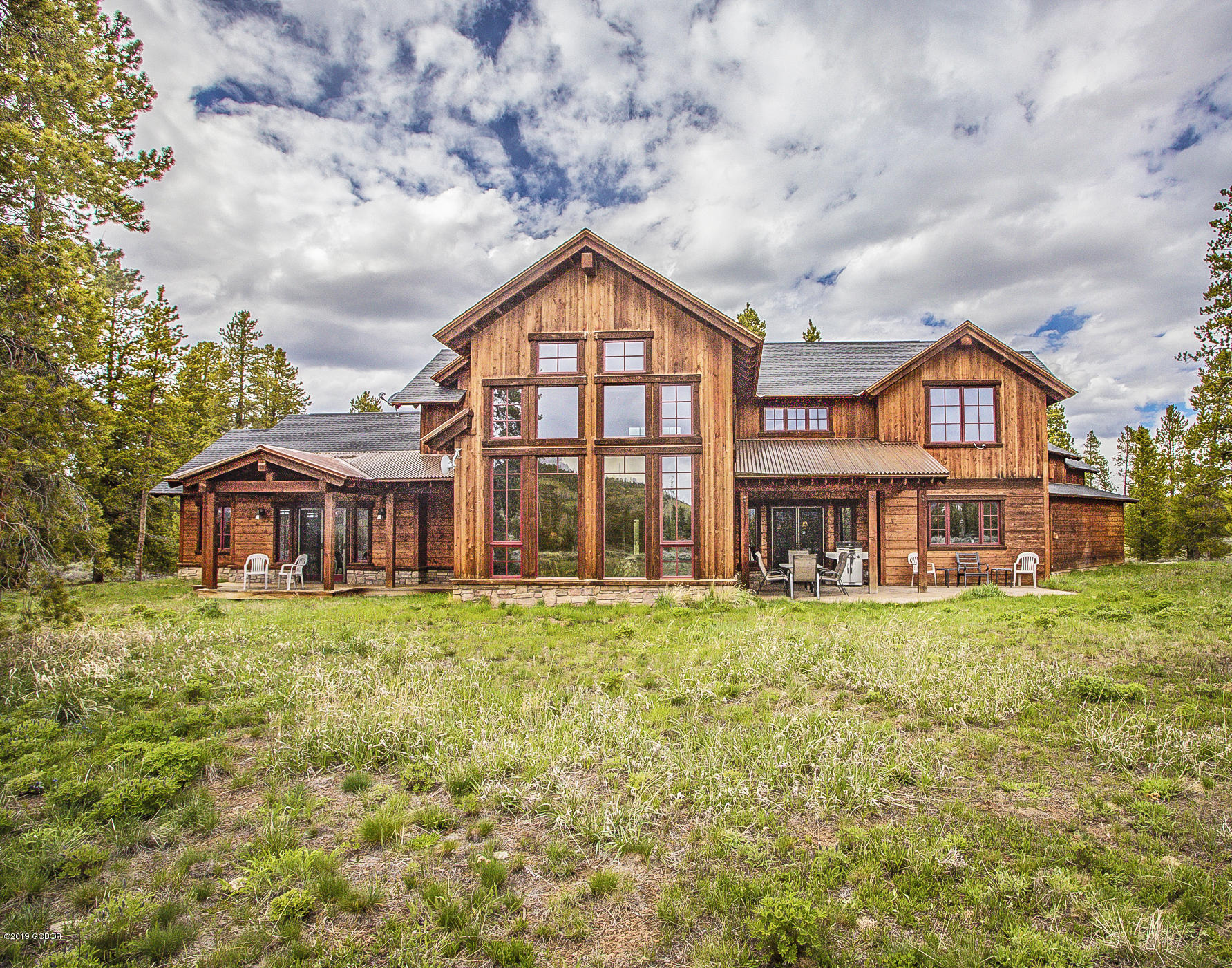 MLS# 19-704 - 64 - 612 County Rd 6237  #, Granby, CO 80446