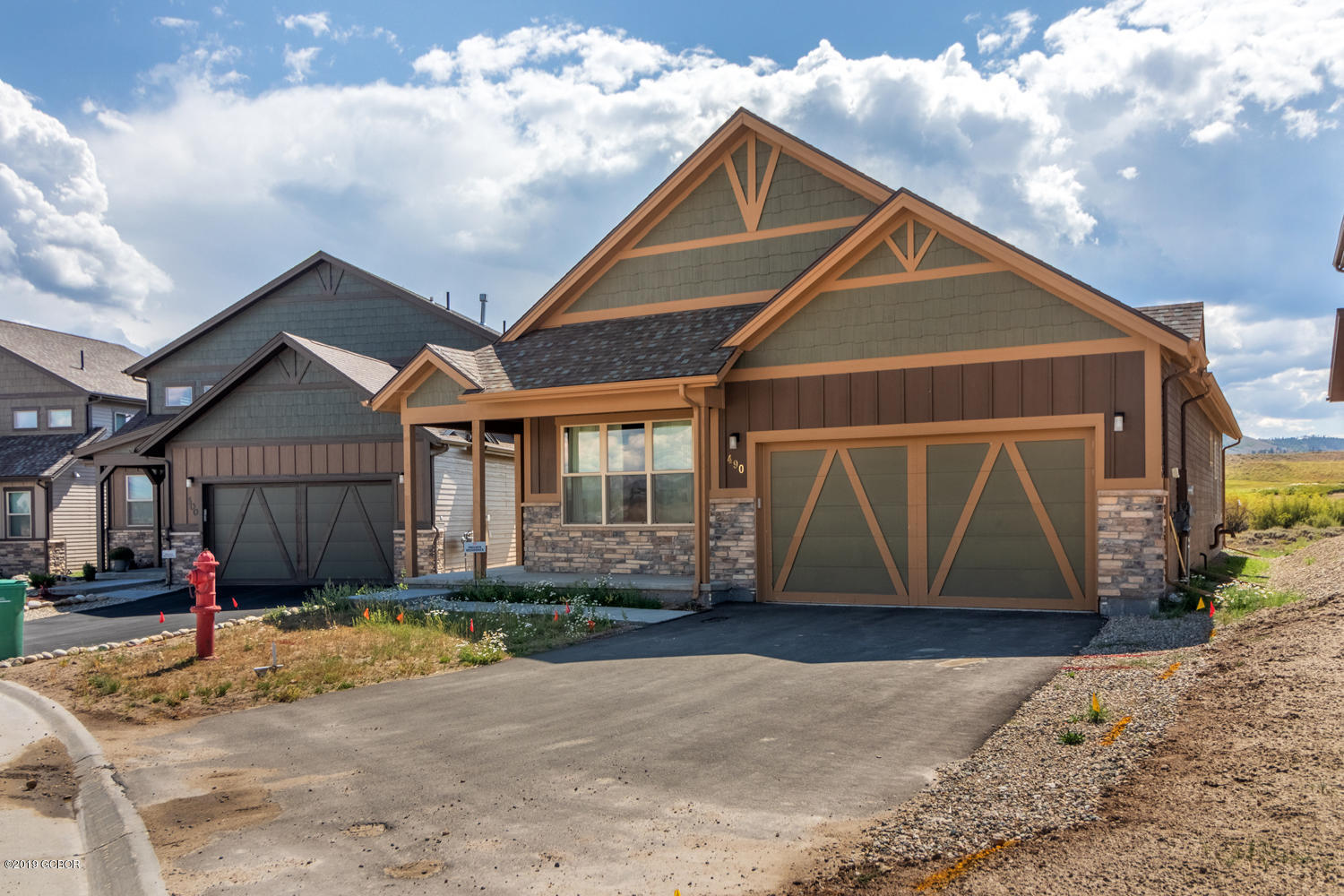 MLS# 19-1417 - 1 - 490  Elk Track Circle, Granby, CO 80446