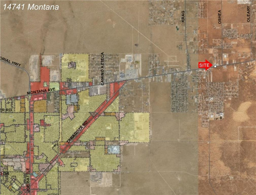 14741 Montana Avenue, El Paso, Texas 79938, ,Commercial,For sale,Montana,740897