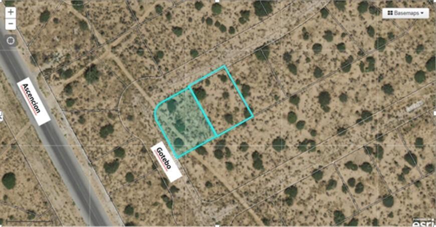 14 Horizon, Horizon City, Texas 79928, ,Land,For sale,Horizon,800182