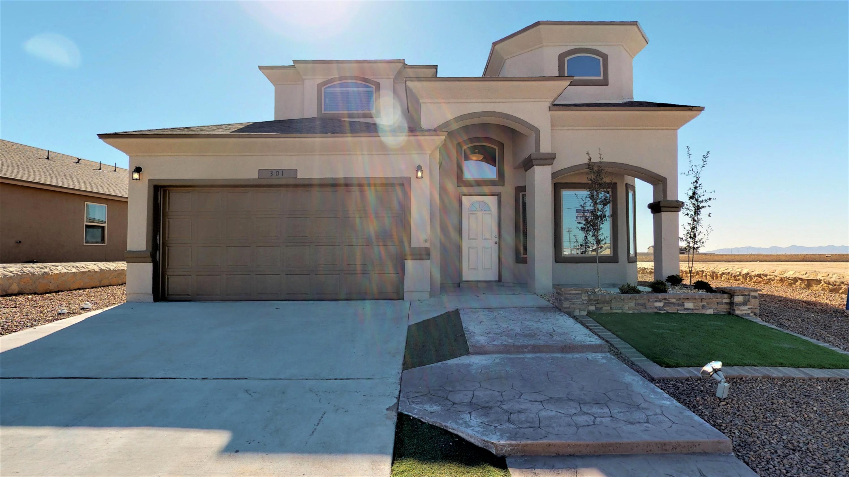 301 CANYON VISTA, Horizon City, Texas 79928, 3 Bedrooms Bedrooms, ,3 BathroomsBathrooms,Residential,For sale,CANYON VISTA,802045