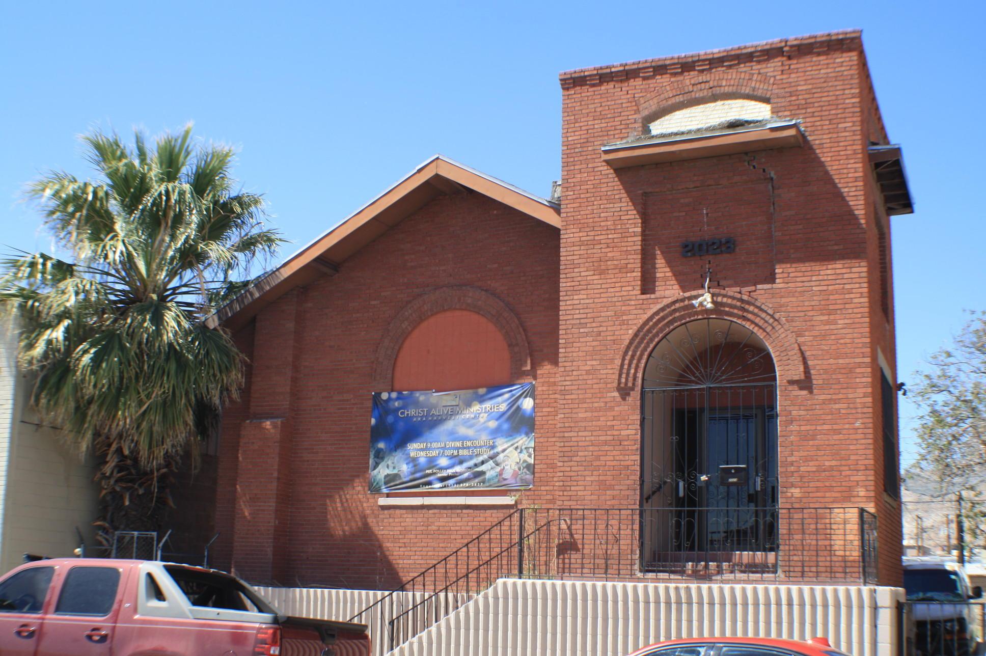 2023 MYRTLE Avenue, El Paso, Texas 79901, ,Commercial,For sale,MYRTLE,805680