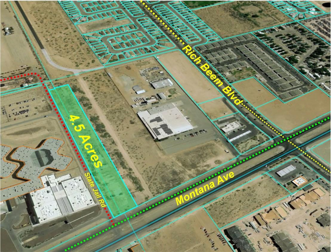 12525 Montana Avenue, El Paso, Texas 79938, ,Land,For sale,Montana,807208