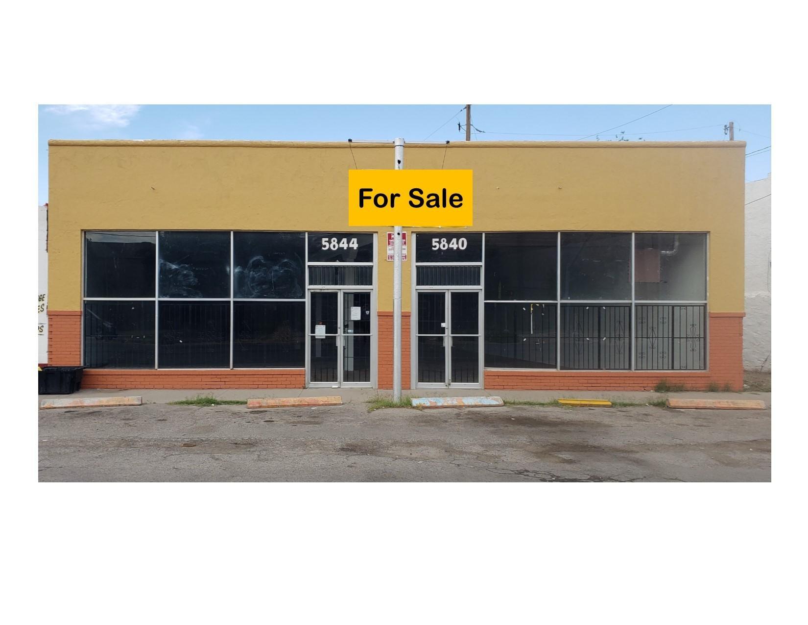 5840 ALAMEDA Avenue, El Paso, Texas 79905, ,Commercial,For sale,ALAMEDA,808238