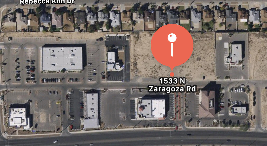 1533 Zaragoza Road, El Paso, Texas 79936, ,Land,For sale,Zaragoza,813176