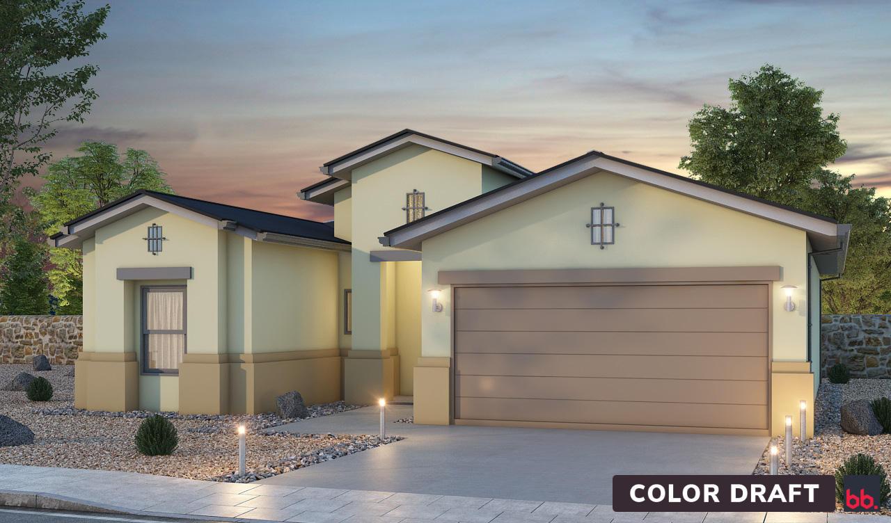 11607 Flor Del Sol, Socorro, Texas 79927, 3 Bedrooms Bedrooms, ,2 BathroomsBathrooms,Residential,For sale,Flor Del Sol,815022