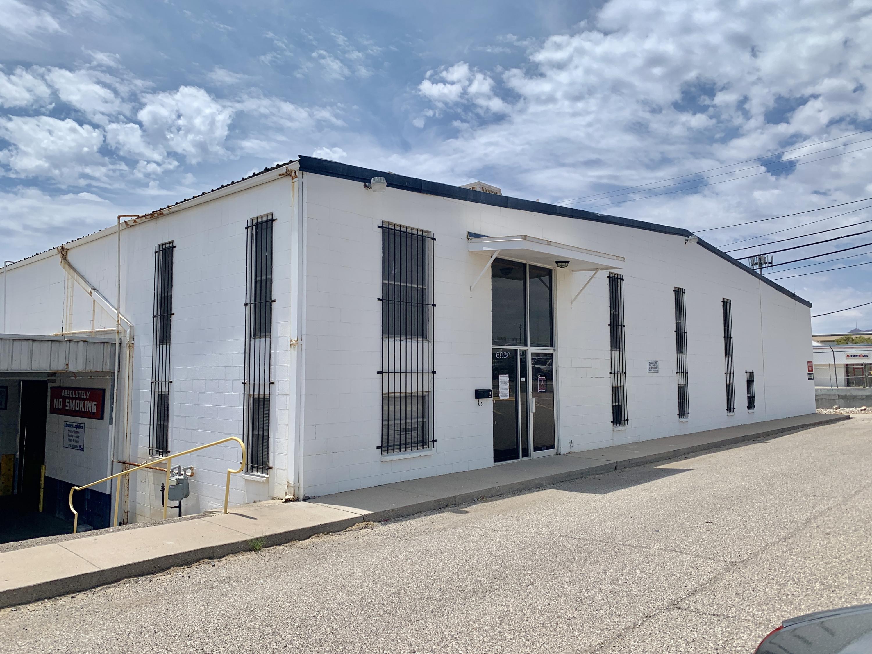 6380 Industrial Avenue, El Paso, Texas 79915, ,Commercial,For sale,Industrial,816030