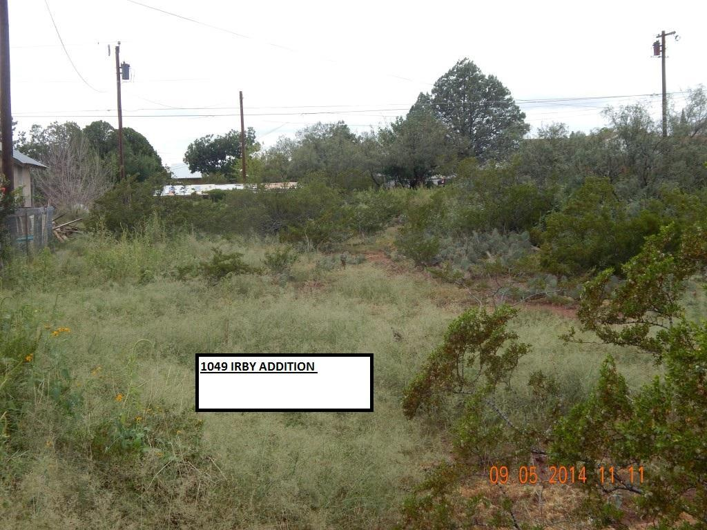 1048 PARCEL # 1048 IRBY ADDITION Street, Van Horn, Texas 79855, ,Land,For sale,PARCEL # 1048 IRBY ADDITION,810610