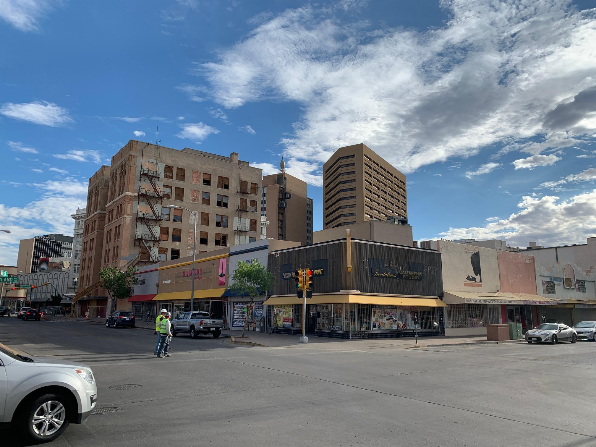 112-124 S Mesa Street, El Paso, Texas 79901, ,Commercial,For sale,S Mesa,816947