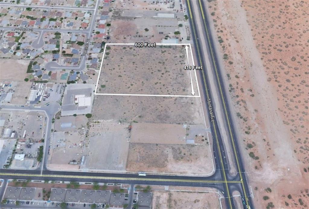 11412 Montana Avenue, El Paso, Texas 79936, ,Commercial,For sale,Montana,817075