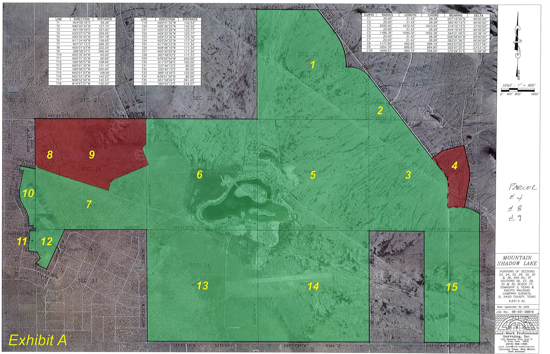 0 Shadow Mountain Lake, El Paso, Texas 79928, ,Land,For sale,Shadow Mountain Lake,818323