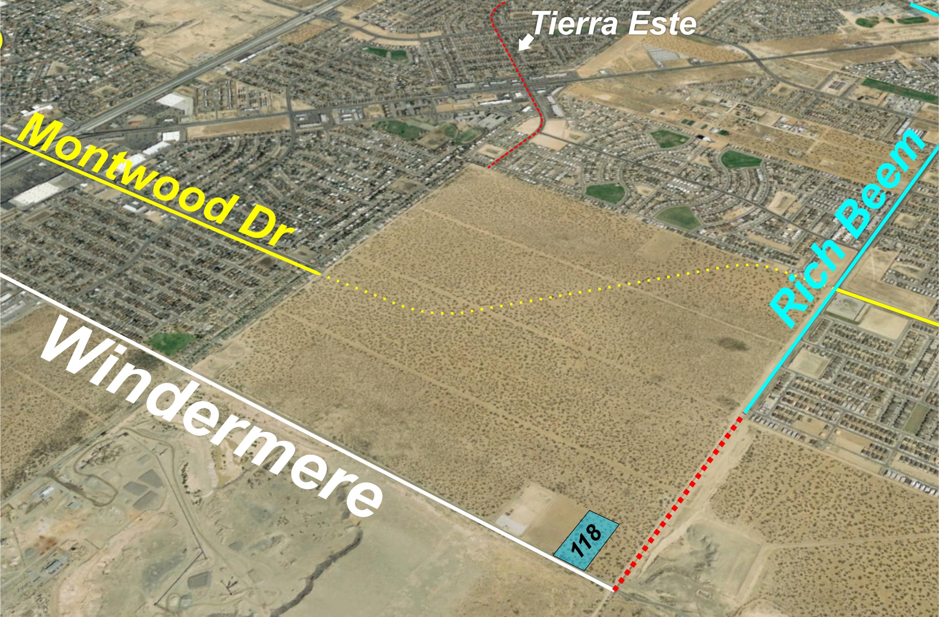 14001 Windermere Avenue, El Paso, Texas 79928, ,Land,For sale,Windermere,818701