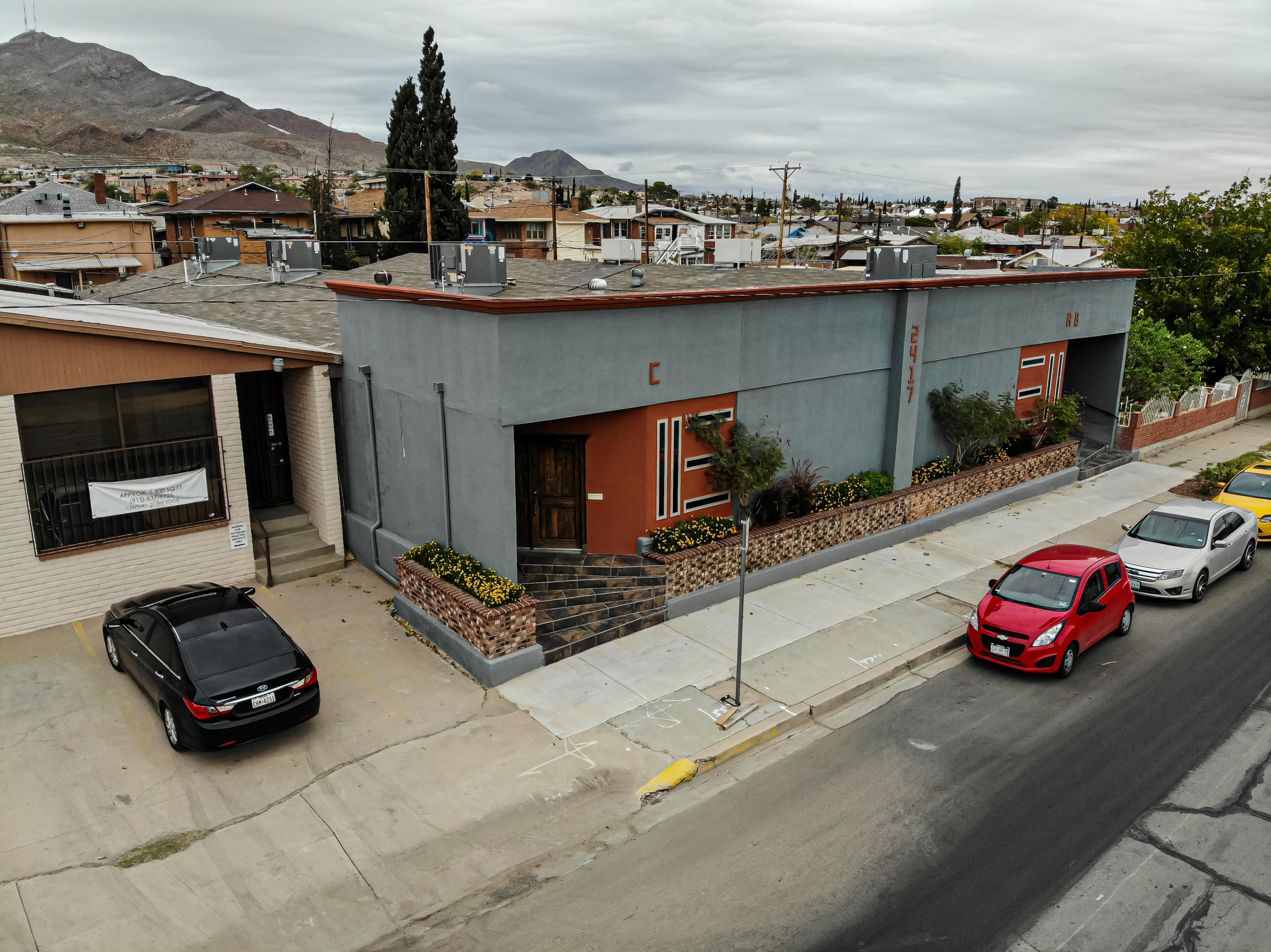 2417 YANDELL Drive, El Paso, Texas 79903, ,Commercial,For sale,YANDELL,819124