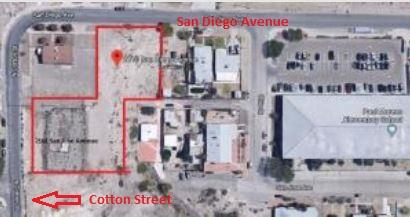 2101&2110 San Jose and San Diego, El Paso, Texas 79930, ,Land,For sale,San Jose and San Diego,815551