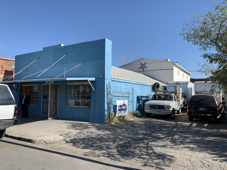 610 Mesa Street, El Paso, Texas 79901, ,Commercial,For sale,Mesa,819131