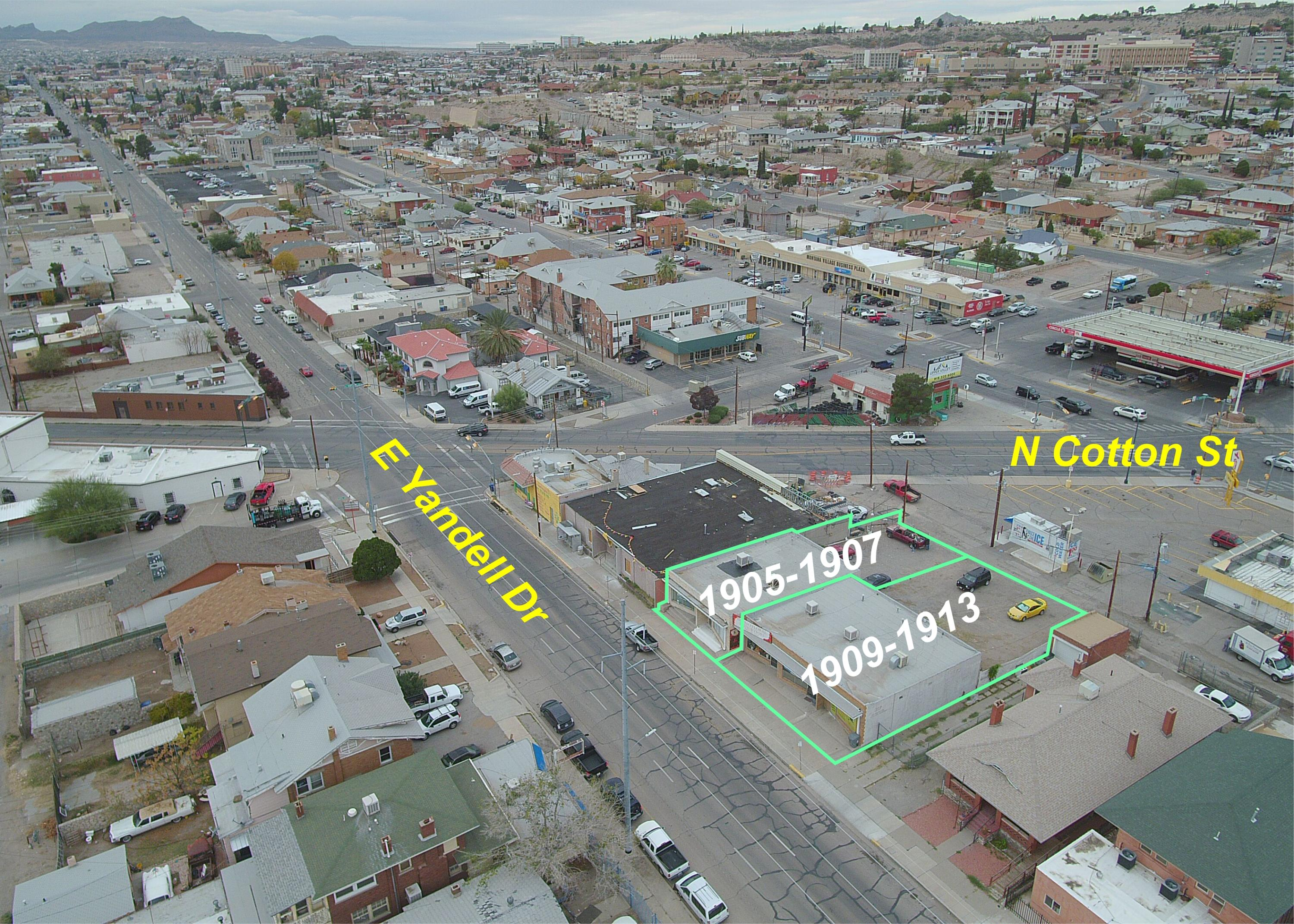 1909-1913 E Yandell, El Paso, Texas 79903, ,Commercial,For sale,E Yandell,819207