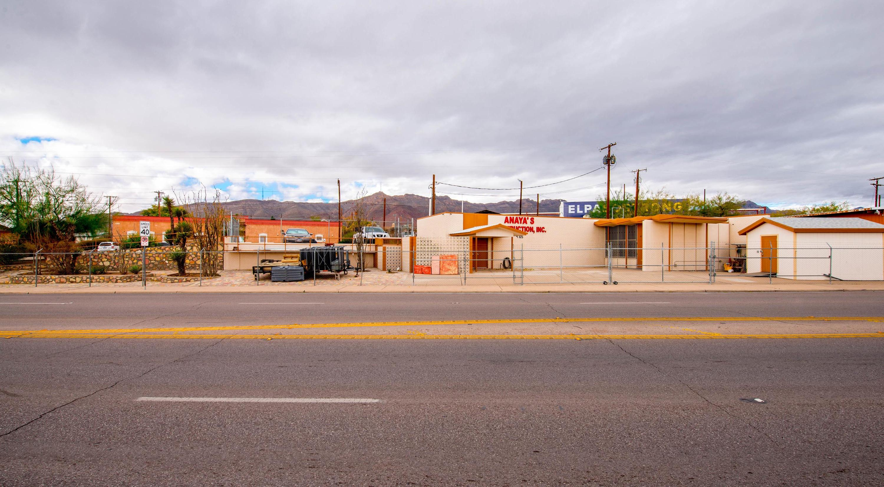4705 PERSHING Drive, El Paso, Texas 79903, ,Commercial,For sale,PERSHING,820038