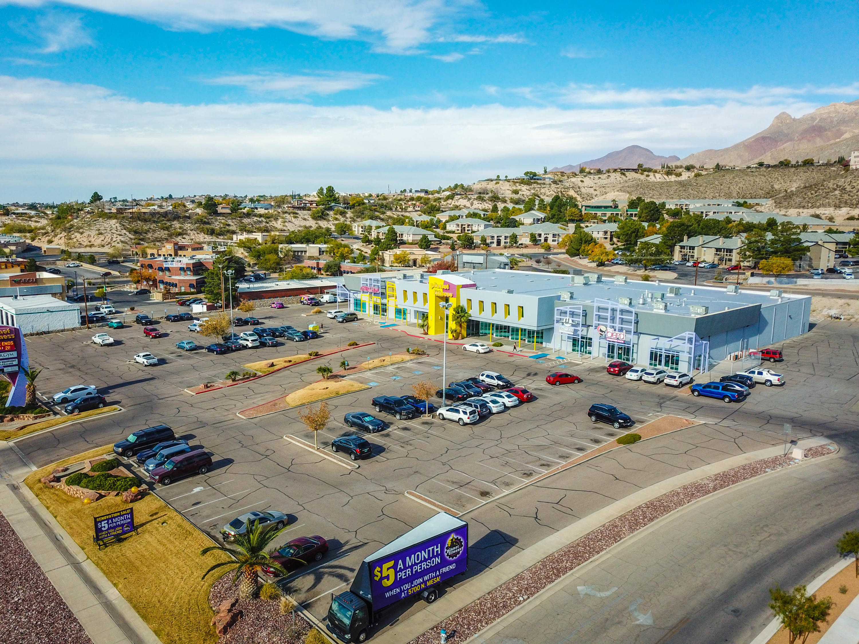 5700 N. Mesa Street, El Paso, Texas 79912, ,Commercial,For sale,N. Mesa,820580