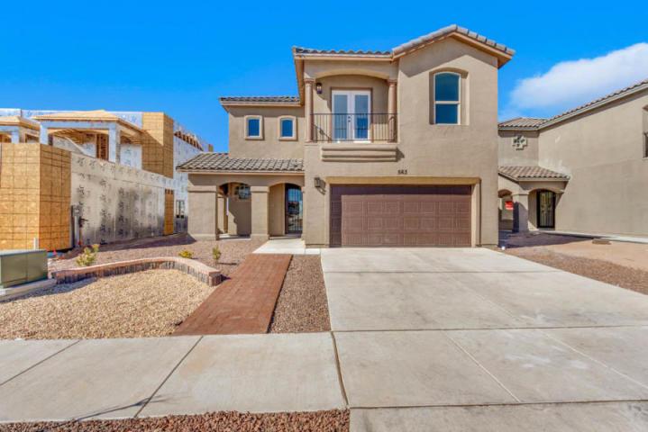 545 Lanner, Horizon City, Texas 79928, 4 Bedrooms Bedrooms, ,3 BathroomsBathrooms,Residential,For sale,Lanner,826117