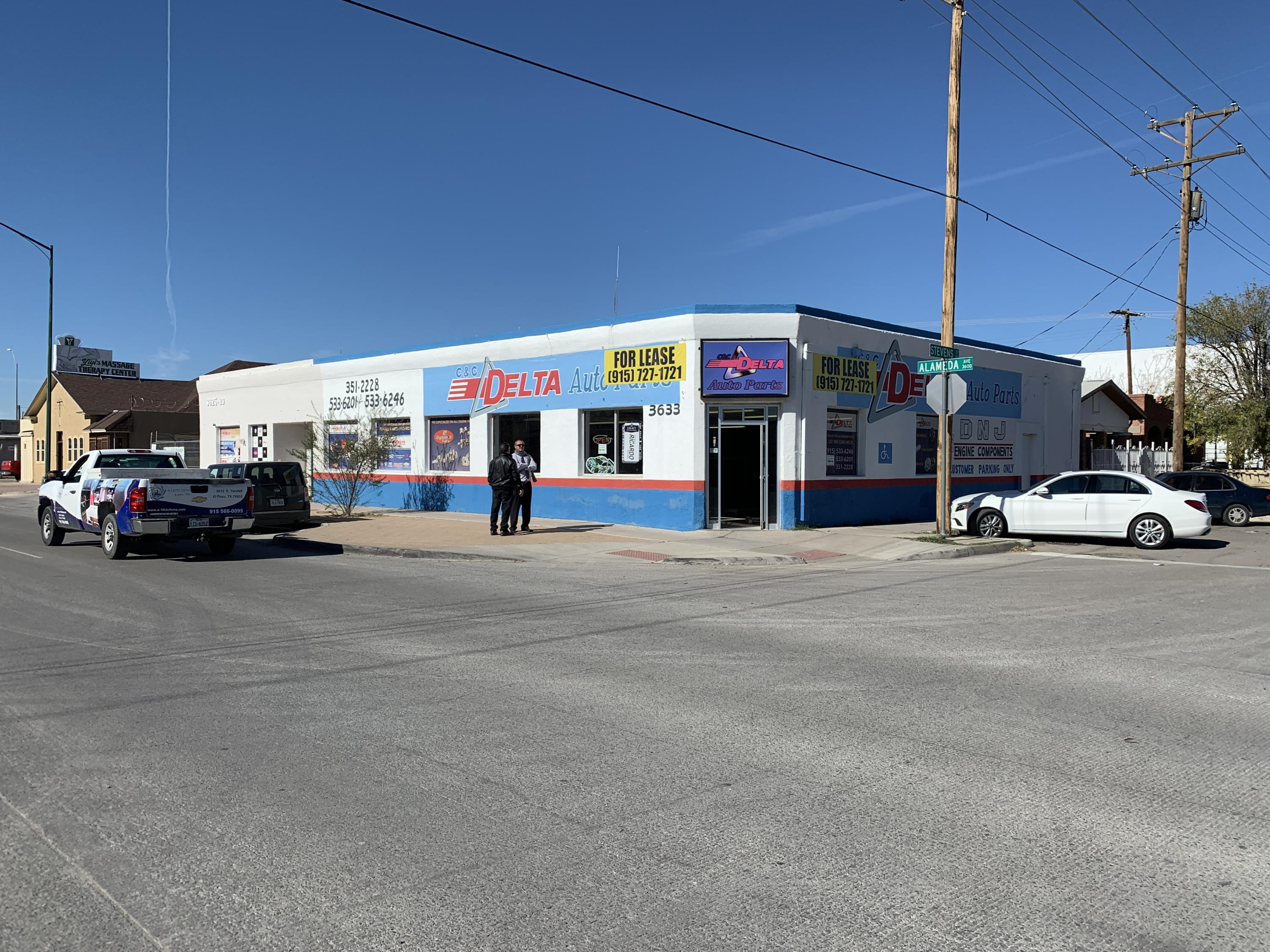 3625-3633 Alameda Avenue, El Paso, Texas 79905, ,Commercial,For sale,Alameda,823301