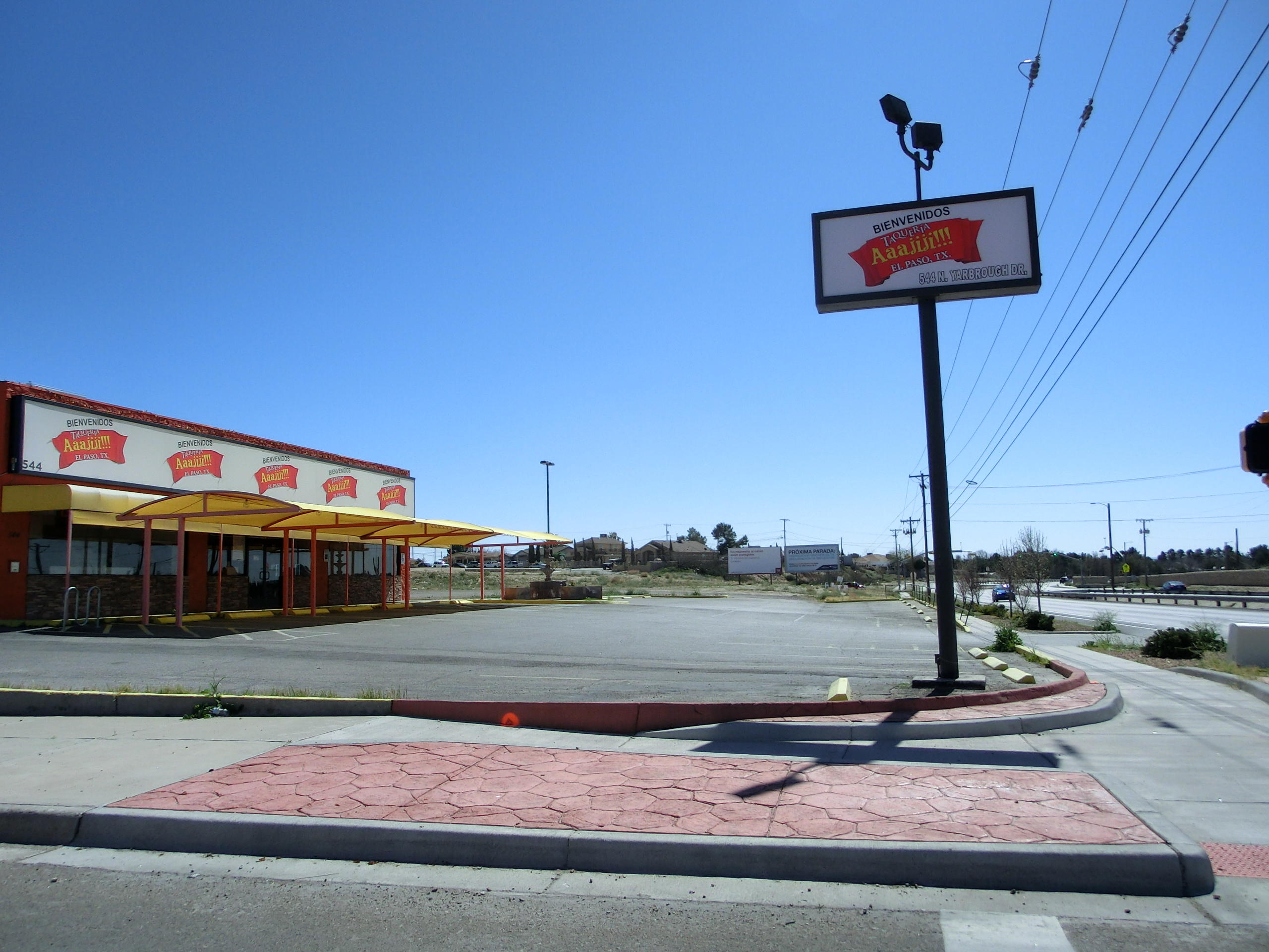 544 Yarbrough Drive, El Paso, Texas 79915, ,Commercial,For sale,Yarbrough,824610