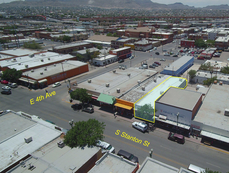 515 Stanton Street, El Paso, Texas 79901, ,Commercial,For sale,Stanton,824411