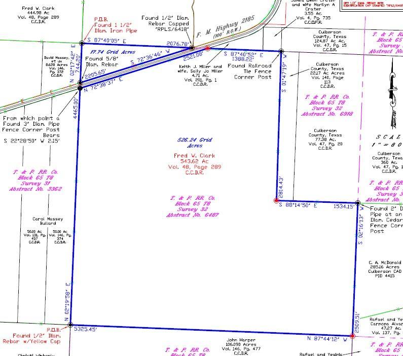 6487 AB BLK 65 Road, Van Horn, Texas 79855, ,Land,For sale,AB BLK 65,824356