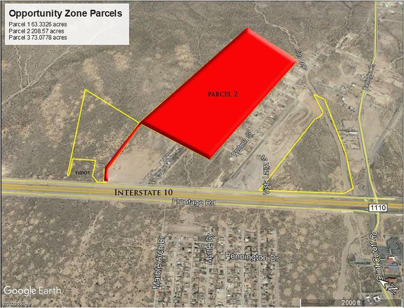 TBD Gateway West Boulevard, Unincorporated, Texas 99999, ,Land,For sale,Gateway West,824561