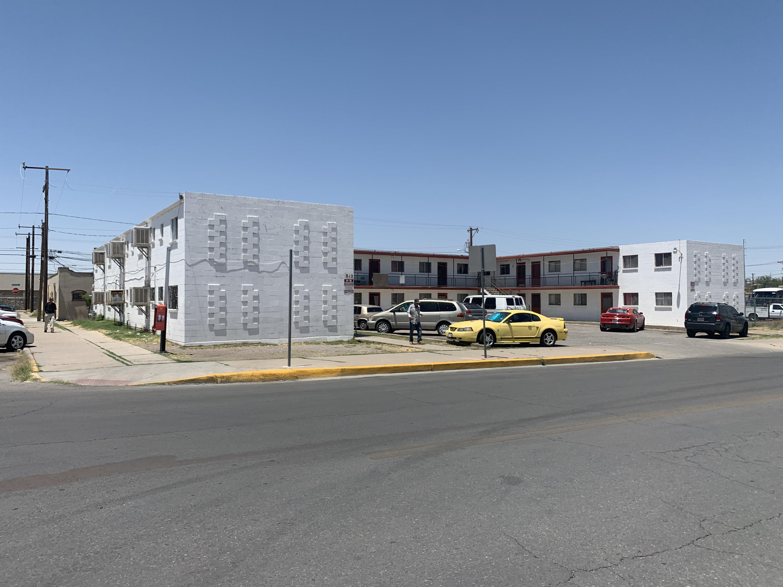911 Mesa Street, El Paso, Texas 79901, ,Multi-family,For sale,Mesa,827621