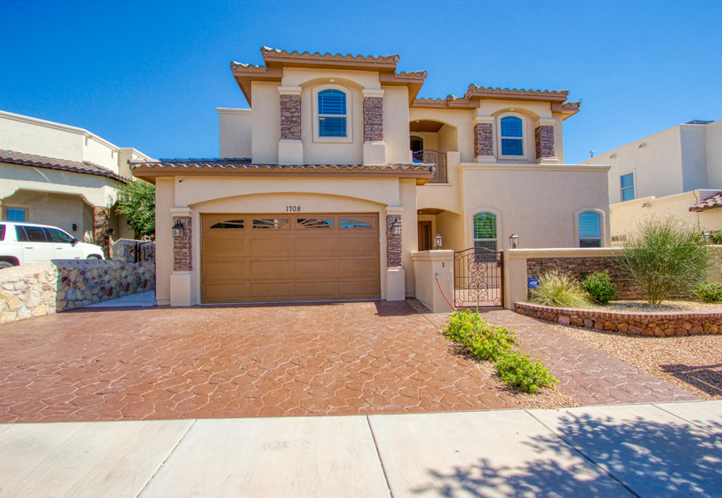 1708 OLD PAINT, El Paso, Texas 79911, 4 Bedrooms Bedrooms, ,3 BathroomsBathrooms,Residential,For sale,OLD PAINT,822678