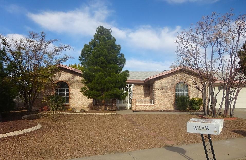 3248 VOGUE, El Paso, Texas 79935, 3 Bedrooms Bedrooms, ,2 BathroomsBathrooms,Residential,For sale,VOGUE,828804