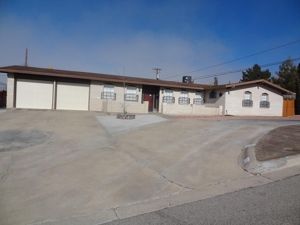 223 VISTA DEL REY, El Paso, Texas 79912, 4 Bedrooms Bedrooms, ,2 BathroomsBathrooms,Residential,For sale,VISTA DEL REY,829931