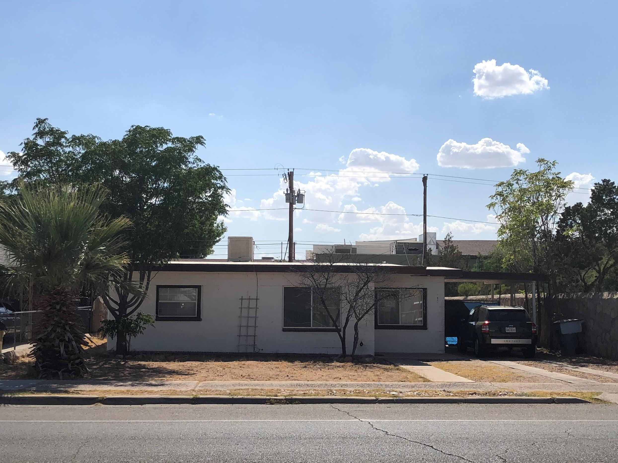 1519 SIOUX, El Paso, Texas 79925, 2 Bedrooms Bedrooms, ,1 BathroomBathrooms,Residential,For sale,SIOUX,830270
