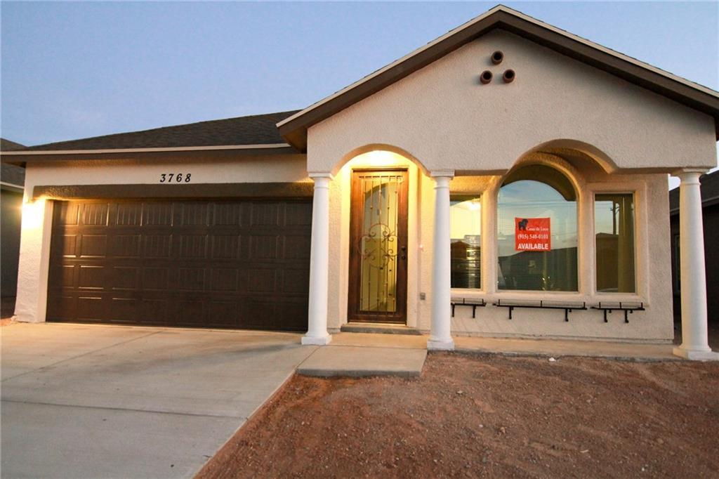 252 Ancroft, El Paso, Texas 79928, 4 Bedrooms Bedrooms, ,2 BathroomsBathrooms,Residential,For sale,Ancroft,832620