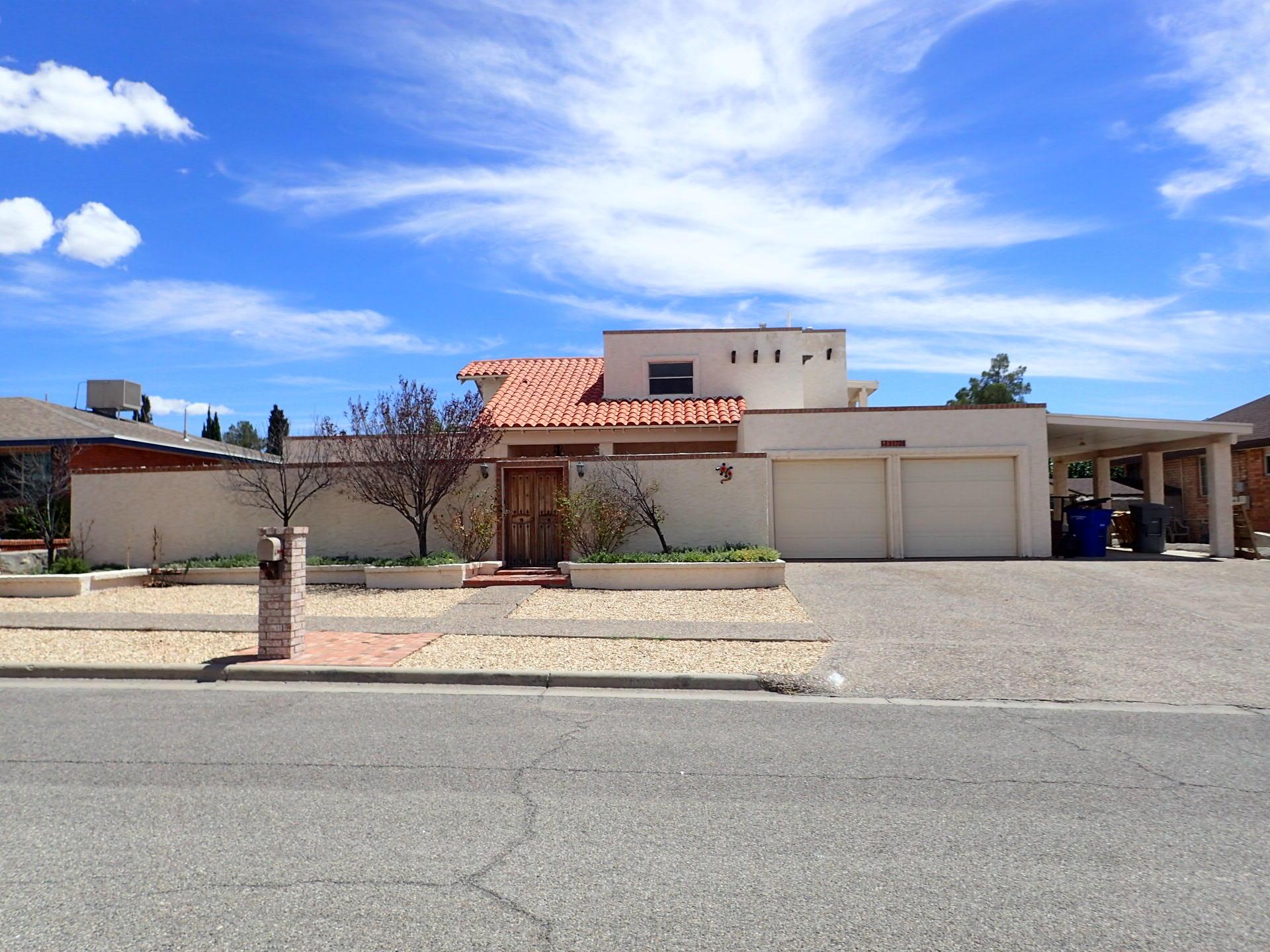 11708 CASA VIEW, El Paso, Texas 79936, 3 Bedrooms Bedrooms, ,3 BathroomsBathrooms,Residential Rental,For Rent,CASA VIEW,832737