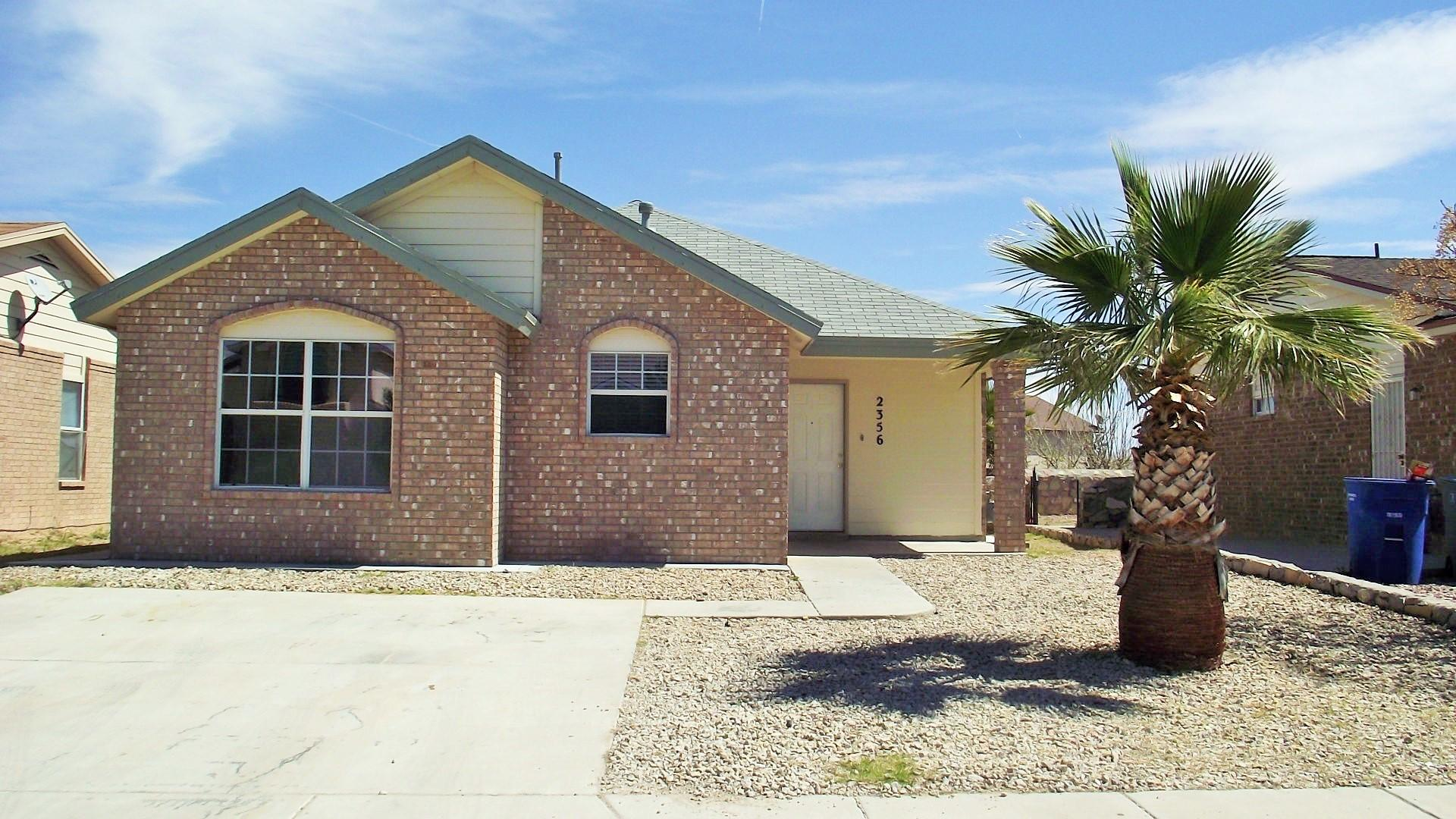 2356 Tierra Blanda Drive, El Paso, Texas 79938, 3 Bedrooms Bedrooms, ,2 BathroomsBathrooms,Residential Rental,For Rent,Tierra Blanda,832846