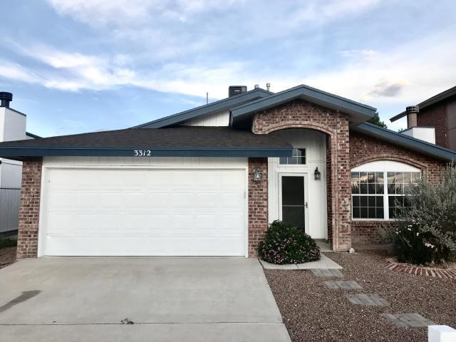 3312 PENDLETON Street, El Paso, Texas 79936, 3 Bedrooms Bedrooms, ,2 BathroomsBathrooms,Residential Rental,For Rent,PENDLETON,833506