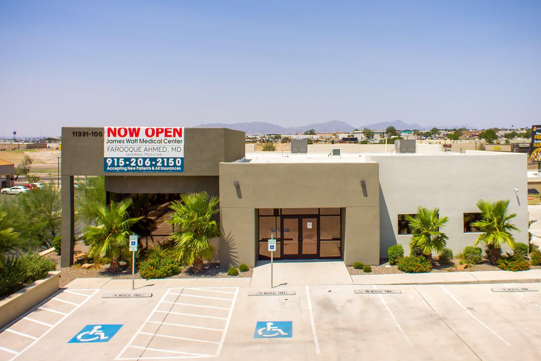 11331 James Watt Drive, El Paso, Texas 79936, ,Commercial,For sale,James Watt,833637