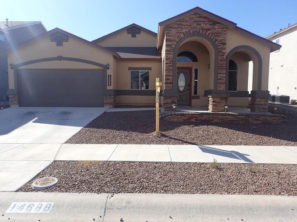 14688 ALTON OAKS, El Paso, Texas 79938, 4 Bedrooms Bedrooms, ,2 BathroomsBathrooms,Residential Rental,For Rent,ALTON OAKS,833874