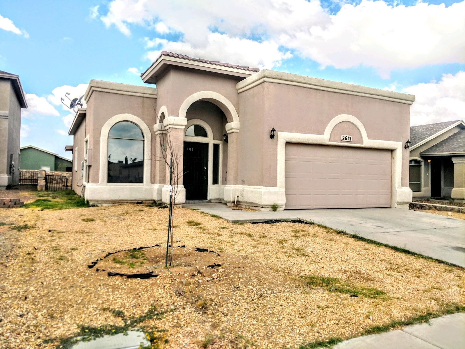 2617 Snowy Rock Place, El Paso, Texas 79938, 3 Bedrooms Bedrooms, ,2 BathroomsBathrooms,Residential Rental,For Rent,Snowy Rock,834213