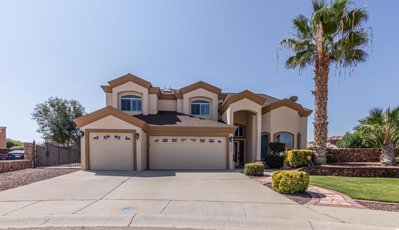 3641 Tierra Paris, El Paso, Texas 79938, 5 Bedrooms Bedrooms, ,5 BathroomsBathrooms,Residential,For sale,Tierra Paris,834226