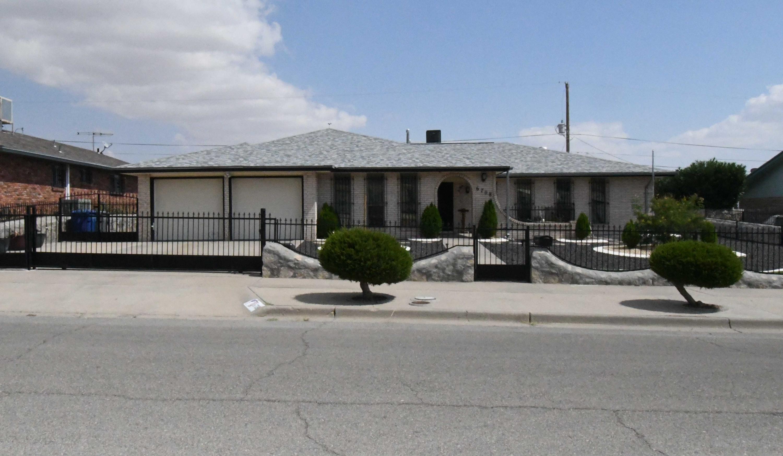 6708 Byron, El Paso, Texas 79904, 4 Bedrooms Bedrooms, ,2 BathroomsBathrooms,Residential,For sale,Byron,834259