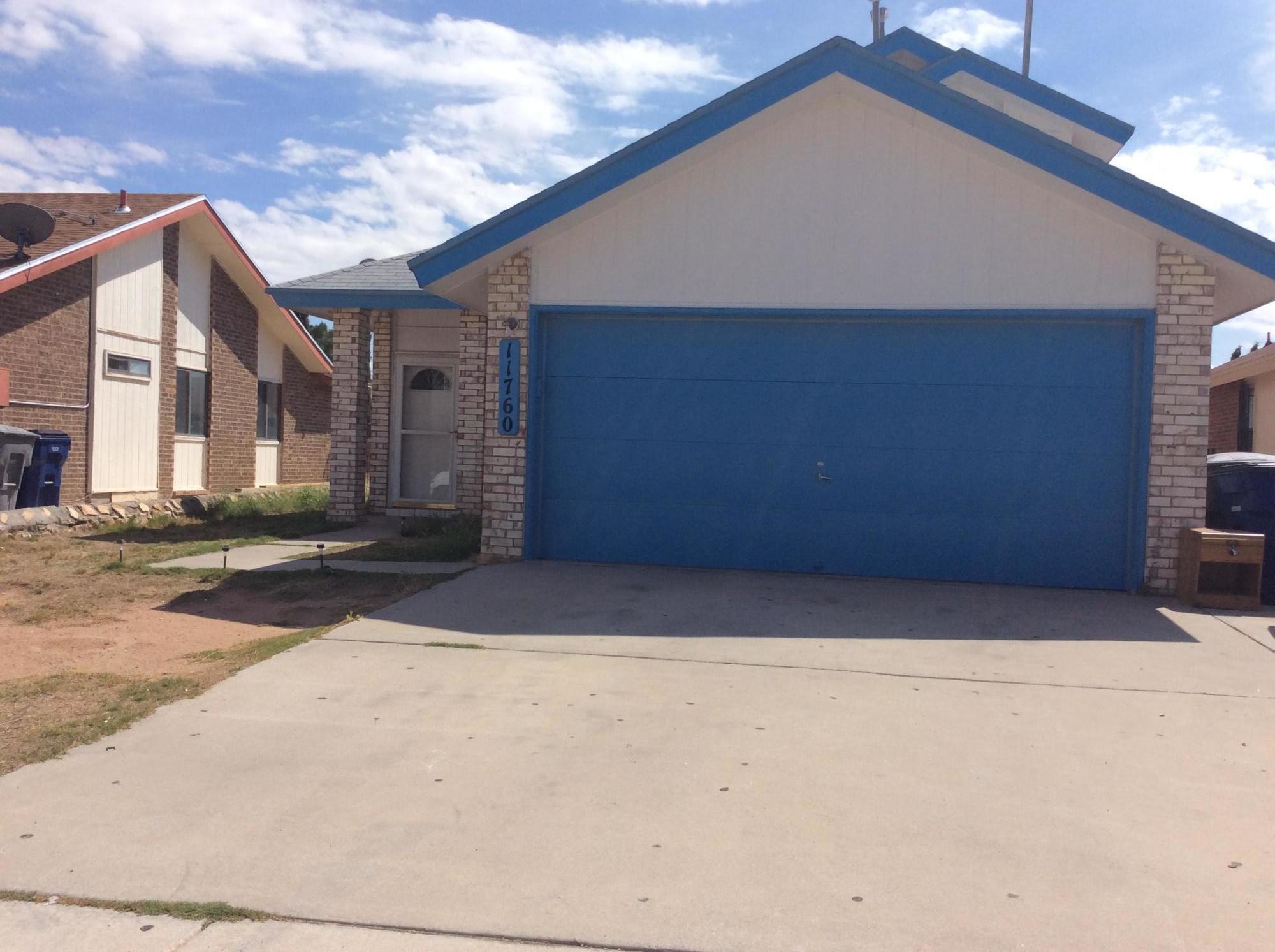 11760 ROYAL BANNER, El Paso, Texas 79936, 3 Bedrooms Bedrooms, ,2 BathroomsBathrooms,Residential,For sale,ROYAL BANNER,834395