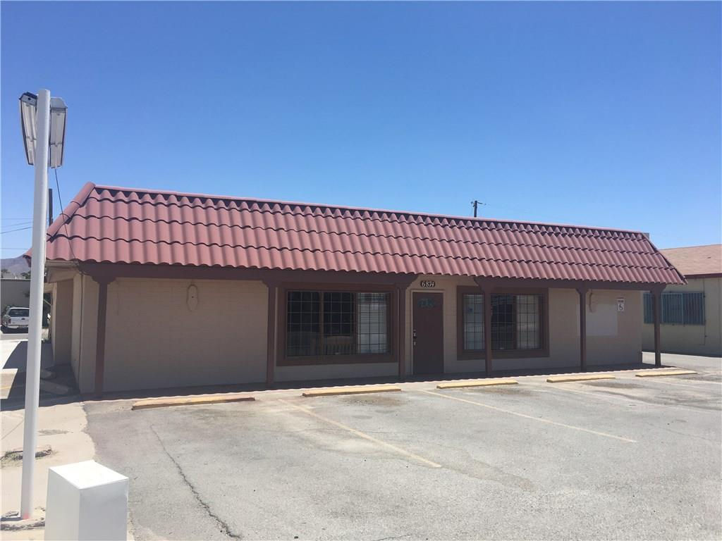 6874 Doniphan Drive, Canutillo, Texas 79835, ,Commercial,For sale,Doniphan,834731
