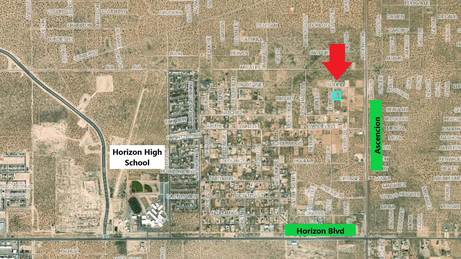 01 Tullos, Horizon City, Texas 79928, ,Land,For sale,Tullos,835168