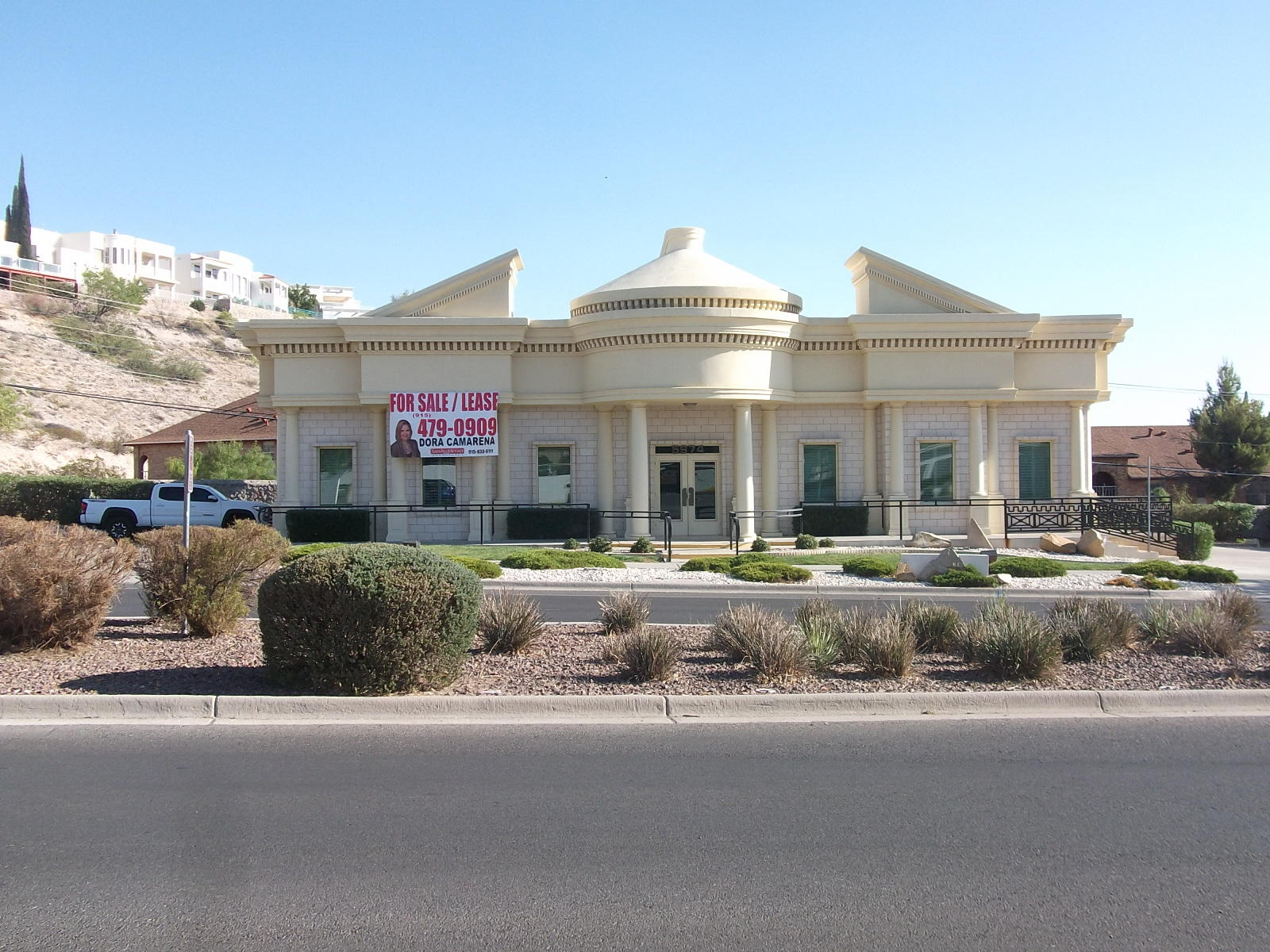 5974 SILVER SPRINGS, El Paso, Texas 79912, ,Commercial,For sale,SILVER SPRINGS,835222