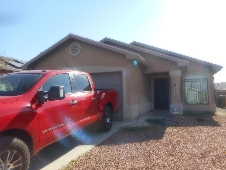 4636 Joseph Rodroguez Drive, El Paso, Texas 79938, 3 Bedrooms Bedrooms, ,2 BathroomsBathrooms,Residential Rental,For Rent,Joseph Rodroguez,835435